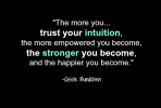 The Intuition Advantage Teleseminars
